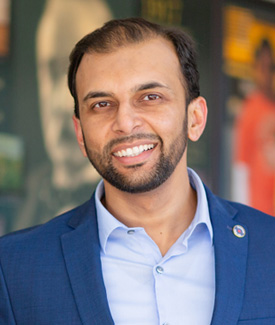 Qasim Rachid: 28th District of VA Senate